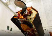 Picture of NASA's new Satellite Jason-CS-Sentinel-6