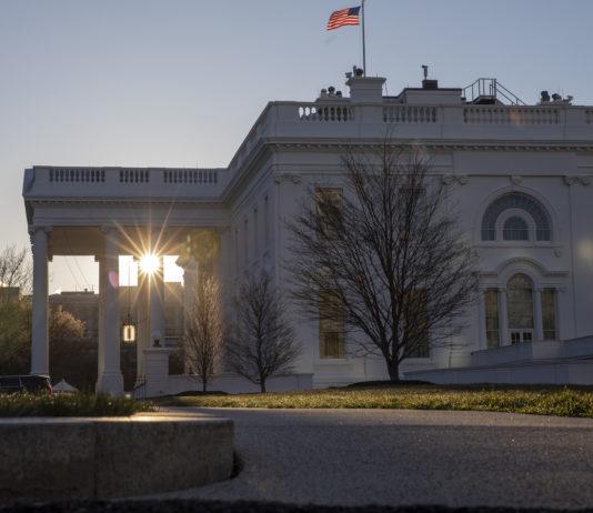 Photo of the whitehouse