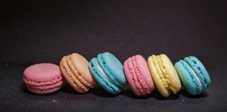 Photo of sugary cookies